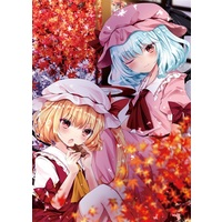 Plastic Folder - Touhou Project / Flandre & Remilia