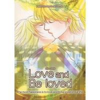 Doujinshi - TIGER & BUNNY / Keith x Ivan (Love and Be loved) / Aijou Bank