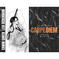 [Boys Love (Yaoi) : R18] Doujinshi - Novel - Shingeki no Kyojin / Erwin x Levi (Carpe Diem) / BILL&Coo