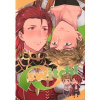 Doujinshi - GRANBLUE FANTASY / Vane x Percival (switch!) / Shukyuu5kasei