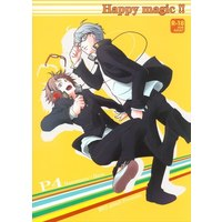 [Boys Love (Yaoi) : R18] Doujinshi - Persona4 / Yosuke x Yu (Happy magic!!) / gibuS