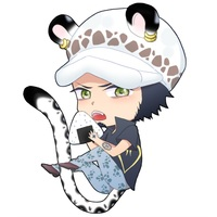Key Chain - ONE PIECE / Trafalgar Law