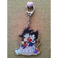 Key Chain - Dragon Ball / Vegeta