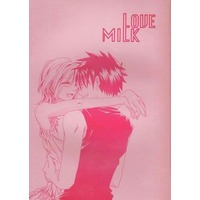 Doujinshi - ONE PIECE / Monkey D Luffy x Nami (LOVE MILK) / 世界の果てに花束を