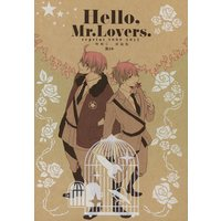 [Boys Love (Yaoi) : R18] Doujinshi - Hetalia / America x United Kingdom (Hello Mr.Lovers) / Momooji