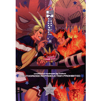 Doujinshi - My Hero Academia / All Might x Endeavor (Encounters) / indom