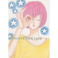 Doujinshi - Prince Of Tennis / Hiyoshi Wakashi x Mukahi Gakuto (SHOWER YOUR LOVE) / STRAWBERRY LOVE