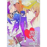 Doujinshi - Mobile Suit Gundam SEED / Shinn Asuka (SNOW LOVERS LOVE A RIDDLE 1) / CHEAP DROP/シンクタンク