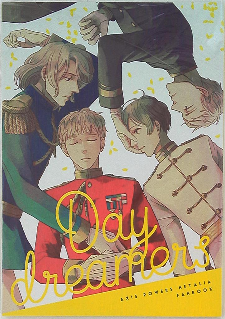 Doujinshi - Hetalia / France & United Kingdom & Japan (Day dreamers) / Fiz