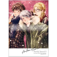 Doujinshi - Illustration book - Hetalia / Prussia & Hungary & Spain (セカイキロク2) / Terminal 61