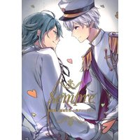 Doujinshi - Novel - Anthology - IDOLiSH7 / Yotsuba Tamaki x Ousaka Sougo (Sempre *アンソロジー*文庫) / mellow/mola