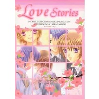 [Boys Love (Yaoi) : R18] Doujinshi - Novel - Omnibus - Mobile Suit Gundam SEED / Athrun Zala x Kira Yamato (Love Stories) / fleur de fleur