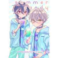 Doujinshi - Illustration book - Ensemble Stars! / Sakuma Rei x Oogami Koga (summer candy) / 真夏の水槽