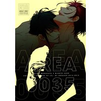 [Boys Love (Yaoi) : R18] Doujinshi - K (K Project) / Reisi x Mikoto (AREA0035 *再録) / area420