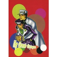 Doujinshi - Jojo Part 3: Stardust Crusaders / Jyoutarou x Jyosuke (The Great Escape) / 黒いタンバリン