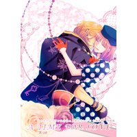 [NL:R18] Doujinshi - UtaPri / Ren x Haruka (A TIME FOR LOVE *再録) / Aoiro Mimosa