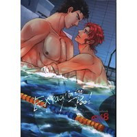 [Boys Love (Yaoi) : R18] Doujinshi - Jojo Part 3: Stardust Crusaders / Jyoutarou x Kakyouin (EXTACY in the pool) / 玉蜻