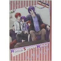 [Boys Love (Yaoi) : R18] Doujinshi - Anthology - Kuroko's Basketball / Murasakibara x Akashi (Home Sweet Home *アンソロジー)