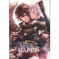 [Boys Love (Yaoi) : R18] Doujinshi - GRANBLUE FANTASY / Lucifer x Sandalphon (I WILL MAKE YOU HAPPY!) / ISTINO