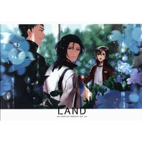 Doujinshi - Illustration book - World End Heroes (LAND *イラスト集) / 翌日