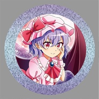 Badge - Touhou Project / Remilia Scarlet