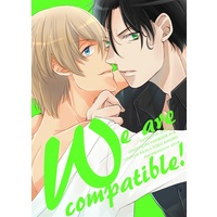 [Boys Love (Yaoi) : R18] Doujinshi - Meitantei Conan / Akai x Amuro (We are compatible!) / Ankoromochi