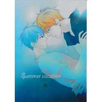 Doujinshi - Kuroko's Basketball (Summer vacation 【蔵出品】)