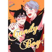 [Boys Love (Yaoi) : R18] Doujinshi - Anthology - Yuri!!! on Ice / Katsuki Yuuri x Victor (Candy Boy! *合同誌) / 暮夏