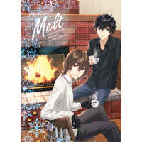 [Boys Love (Yaoi) : R18] Doujinshi - Novel - Persona5 / Protagonist (Persona 5) x Akechi Gorou (Melt) / Midnight Aquarium