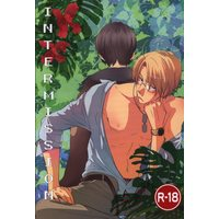 [Boys Love (Yaoi) : R18] Doujinshi - Hetalia / America x Japan (INTERMISSION) / mew&siren