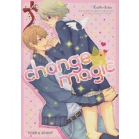 Doujinshi - TIGER & BUNNY / Keith x Ivan (change☆magic) / 狂想曲