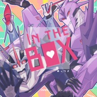Doujinshi - Transformers / Starscream (IN THE BOX) / ゴイナシゴロク