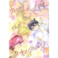 [Boys Love (Yaoi) : R18] Doujinshi - Meitantei Conan / Amuro Tooru x Edogawa Conan (from the beginning) / 何処