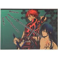 Doujinshi - D.Gray-man (Believe those who are seeking the truth;~) / E-PLUS