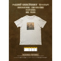 T-shirts (LOST SANCTUARY TシャツSサイズ) Size-S
