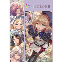 Doujinshi - Illustration book - Fate/Grand Order / Miyamoto Musashi & All Characters & Anastasia & Kama (TRICOLOR II) / torikago