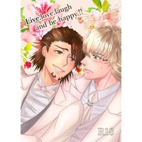[Boys Love (Yaoi) : R18] Doujinshi - TIGER & BUNNY / Barnaby x Kotetsu (Live love laugh and be happy) / 木端