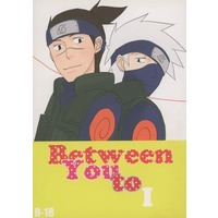 [Boys Love (Yaoi) : R18] Doujinshi - NARUTO / Kakashi x Iruka (Between You to I) / RH-
