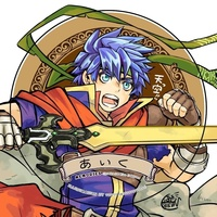 Badge - Fire Emblem Series / Ike