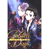Doujinshi - Yuri!!! on Ice / Victor x Katsuki Yuuri (Golden Days *再録) / Inugoya