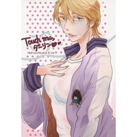 [Boys Love (Yaoi) : R18] Doujinshi - Manga&Novel - Anthology - TIGER & BUNNY / Ivan x Keith (Touch me,ダーリン) / 一匙/はちみつレモン