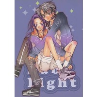 Doujinshi - Prince Of Tennis / Otori x Shishido (Baby Light) / フラスコープ