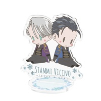 Acrylic stand - Yuri!!! on Ice / Yuuri & Victor