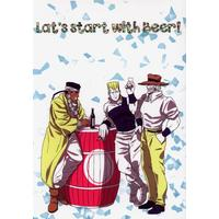 Doujinshi - Jojo Part 3: Stardust Crusaders (Lat's start with beer!) / TAKE OFF