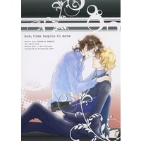 [Boys Love (Yaoi) : R18] Doujinshi - Mobile Suit Gundam 00 / Graham Aker x Lockon Stratos (And time begins to move) / エビ2cm