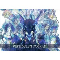 Doujinshi - Dissidia Final Fantasy / All Characters (Final Fantasy) (VESTIBULUM PUGNAM) / OMEGA+NoAuction+NEXT