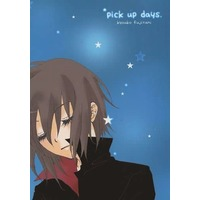 [Boys Love (Yaoi) : R18] Doujinshi - Novel - Mobile Suit Gundam SEED / Athrun Zala x Kira Yamato (pick up days.) / LOLIPOPSONIC