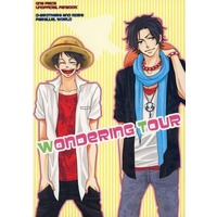 Doujinshi - ONE PIECE / Luffy & Ace (WONDERING TOUR) / 社長室