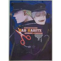 Doujinshi - Hetalia / Germany x Prussia (BAD HABITS) / 8mm.