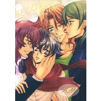 [Boys Love (Yaoi) : R18] Doujinshi - Novel - Mobile Suit Gundam 00 / Allelujah Haptism x Lockon Stratos (BELOVED2307) / 愛彩